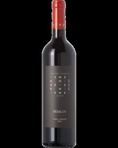 """Vinařství Beneš - Merlot 2017, výběr z hroznů """"reserve"""", suché"""