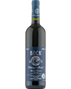 Bock - Merlot special reserve 2015