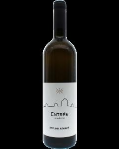 Vinařství Entrée - Ryzlink rýnský 2020, pozdní sběr, polosladké