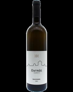 Vinařství Entrée - Sauvignon 2020, pozdní sběr