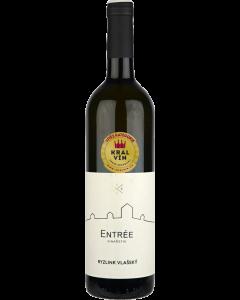 """Vinařství Entrée - Ryzlink vlašský 2019, """"David Koller"""" pozdní sběr, suché"""