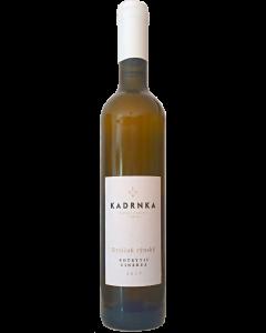 Vinařství Kadrnka - Ryzlink rýnský 2017, výběr z cibéb