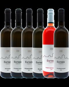 Degustační set vín - Entrée - novinky ročníku 2020