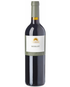 Vinařství Sonberk - Merlot 2018, výběr z hroznů, suché