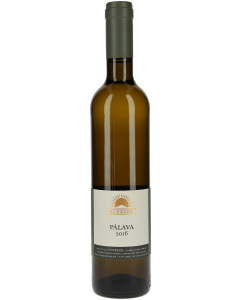 Vinařství Sonberk - Pálava 2018, výběr z hroznů, sladké