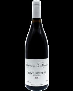 """Vinařství Stapleton & Springer - """"Ben's reserve"""" Pinot Noir 2017, suché, BIO"""