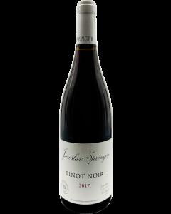 Vinařství Stapleton & Springer - Pinot Noir 2017, suché, BIO