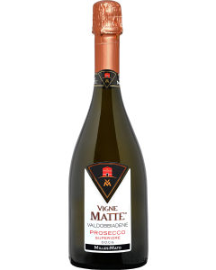 Vigne Matte - Prosseco DOCG Conegliano Valdobiadene, brut cuvée