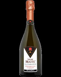 Vigne Matte - Prosseco DOCG Conegliano Valdobiadene, extra dry cuvée