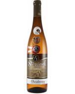 Vinařství Štěpánek - Chardonnay 2016, výběr z hroznů, polosladké