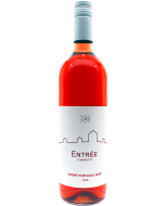 Vinařství Entrée - Modrý portugal rosé, 2020, polosladké