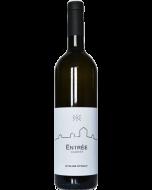 Vinařství Entrée - Ryzlink rýnský 2019, pozdní sběr, polosladké