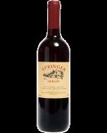 Vinařství Pavel Springer - Merlot 2019, výběr z hroznů