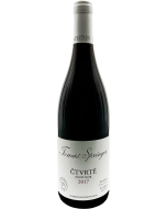 """Stapleton & Springer - Pinot noir 2017 """"Čtvrtě"""""""