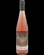 Vinařství Štěpánek - Cabernet sauvignon rosé 2019, pozdní sběr, polosladké